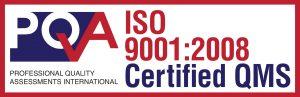 9k08 certified logo