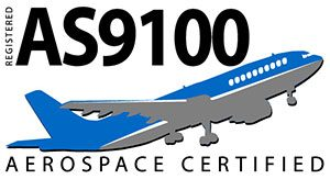AS9100 Aerospace Certified