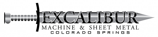 Excalibur Machine & Sheet Logo
