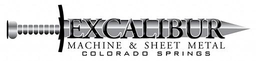 Excalibur Machine & Sheet Logo